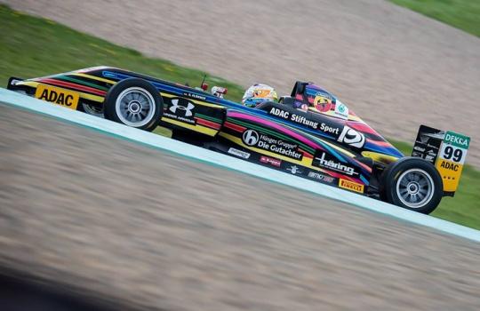 Red-Bull and Team Motopark support DKM