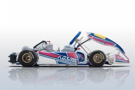 2019 Kosmic kart chassis