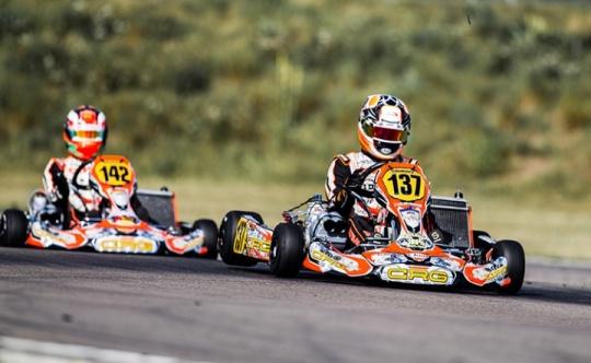CIK-FIA KZ, KZ2 World Championships & Academy Trophy, Kristianstad - Heats
