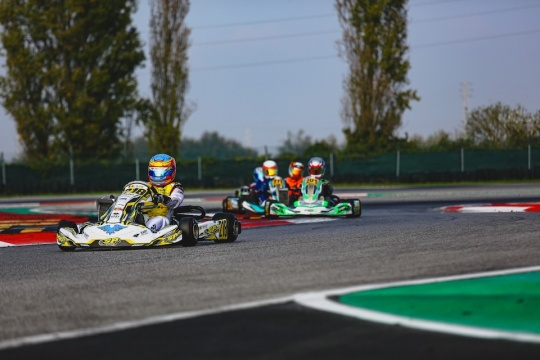 RCMET - Exciting finals in Adria!