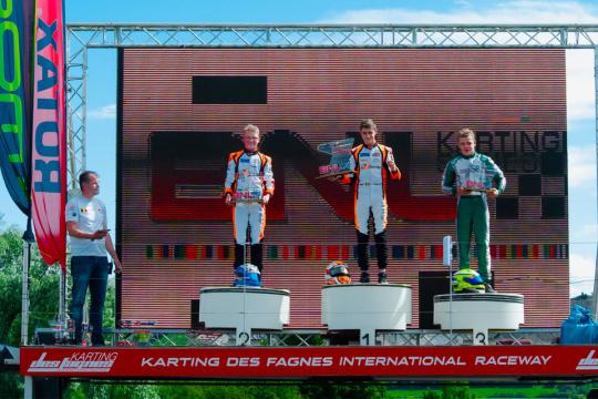 BNL: Racing returns at Mariembourg