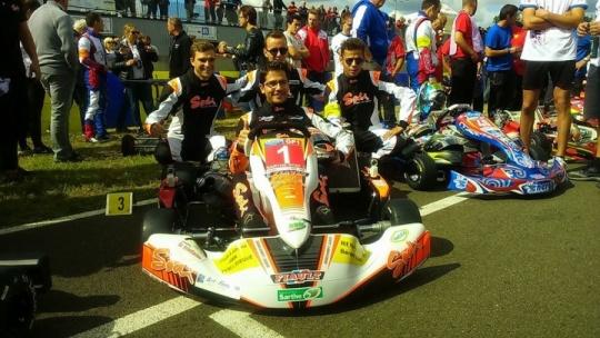 CIK-FIA 24h of Le Mans – Team Sarthe RTKF 1 confirms his lead in Le Mans
