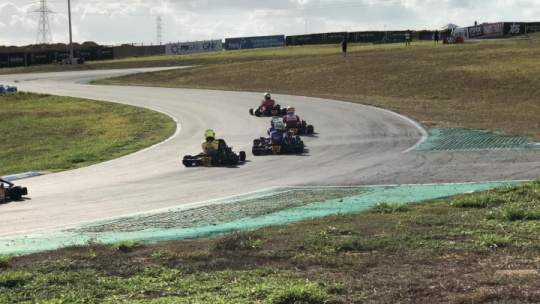 Logbook, Day 6 - Qualifying and Heats