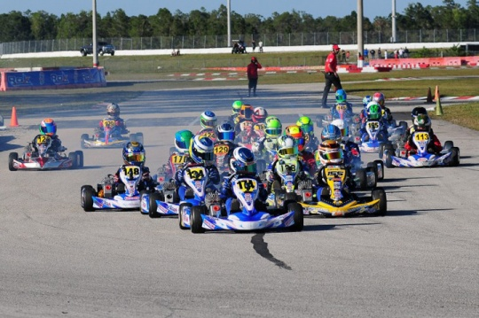 ROK CUP FLORIDA CHAMPIONSHIP KICKED OFF