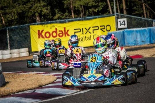 Rotax MAX Challenge Japan Mizunami Series, Mizunami - Round 2, May 7 2017