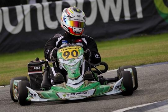 2017 KartSport New Zealand National Sprint Championships, Invercargill Kart Raceway - April 16 2017