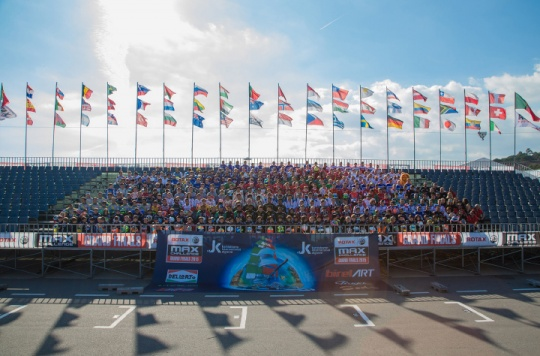 Sarno to welcome the best kart drivers in the world at Circuito Internazionale Napoli
