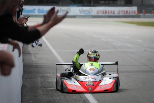 CIK-FIA European Superkart Championship, Assen - Round 3, August 7 2016