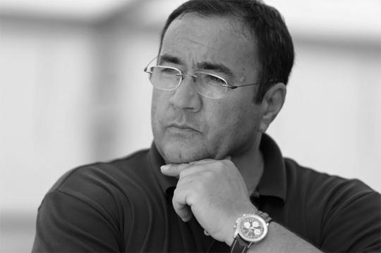 Silence, Giancarlo Tinini is speaking