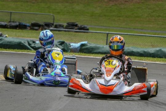 Round review - Rnd 1 2018 ROK Cup NZ Series KartSport Auckland City