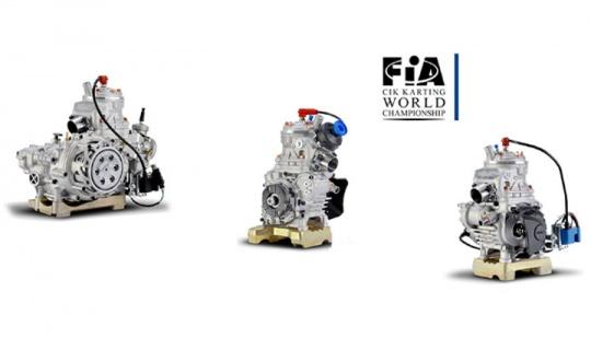 Vortex Engines at the CIK-FIA World Championship