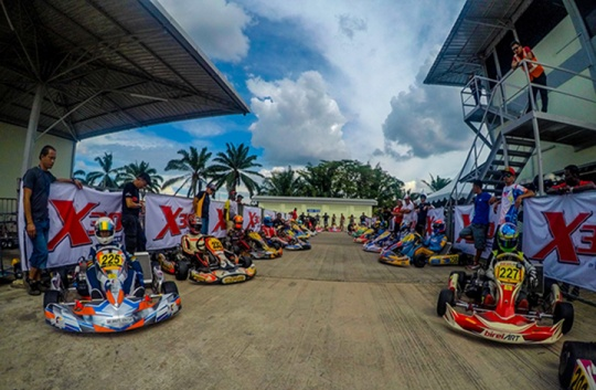 The X30 Southeast Asia series opens the registration