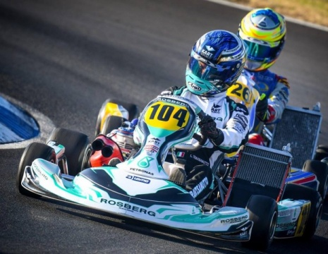 Travisanutto wins in Sweden and warns rivals for World battle