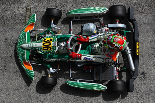 At the WSK Master in Sarno Tony Kart was playing the leading role in KF, KF Junior and Mini categories