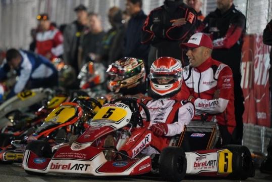 BirelArt North America takes home four podiums from SKUSA Supernationals