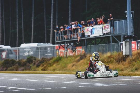 RMCET, Genk - Van Parijs about the victory: «It was a bit of a surprise»