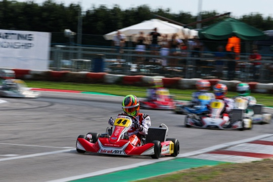 FIA Karting, Preview - On the Genk circuit the last fight of the KZ and KZ2 European Championship