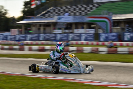 Official statement - Tony Kart