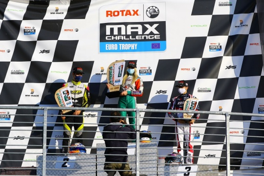First decisions in the 2020 RMC Euro Trophy