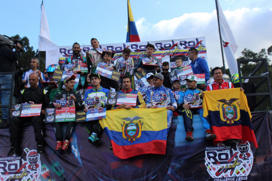 Rok Cup Colombia announces the new 2021 calendar