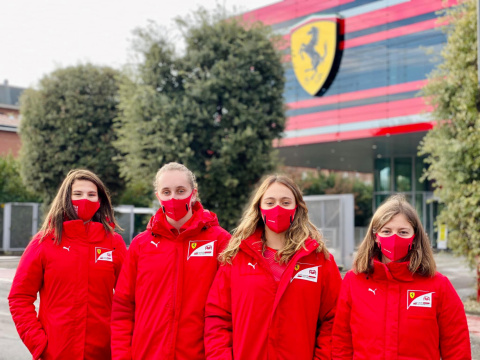 FIA Girls on Track, the winner will be announced tomorrow - Let's discover the finalists
