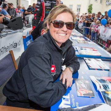 Motorsport remembers Sabine Schmitz