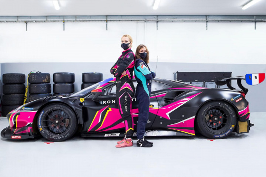 The FIA Women in Motorsport girls are ready for the new season