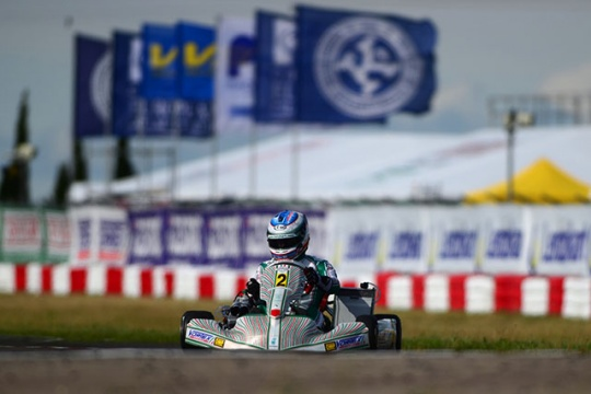 4 CIK-FIA TITLES IN A WEEKEND