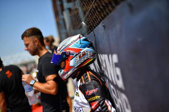 FIA Karting Euro, Zuera - Last pole positions for Sorensen and Antonelli