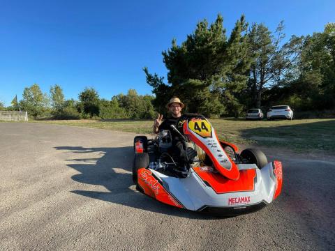 KZ World Championship, Anthony Abbasse back on track
