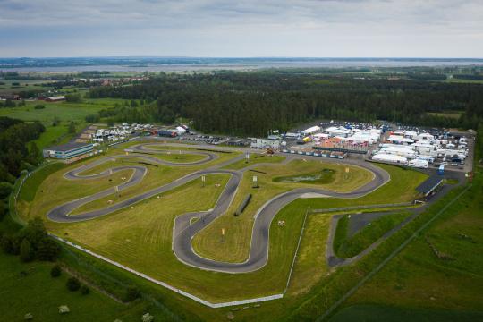 FIA Karting World Championship KZ/KZ2 - World Weekend in Kristianstad