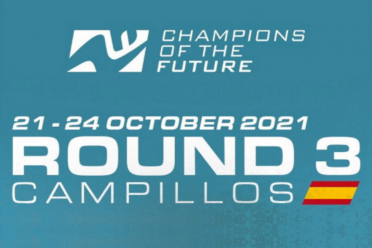 Champions Of The Future closes the season in Campillos