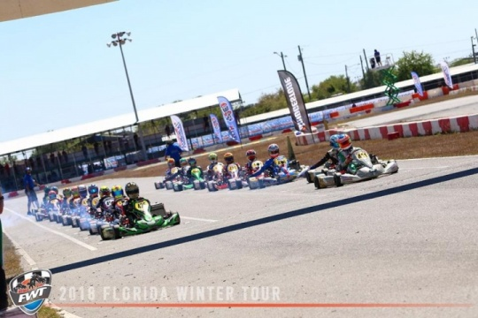Florida Winter Tour Rd3 - Final results and rankings