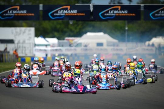 France: International registrations open for FFSA Karting OK and OKJ events