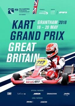 Kart Grand Prix Great Britain - Preview