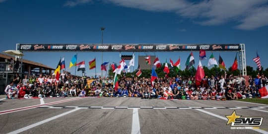 Sodi World Finals 2018: Complete success in Italy