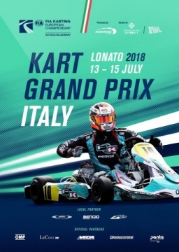 Kart Grand Prix of Italy - Qualifications