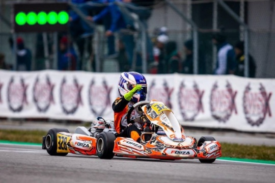 WSK Champions Cup 2019 - Finals