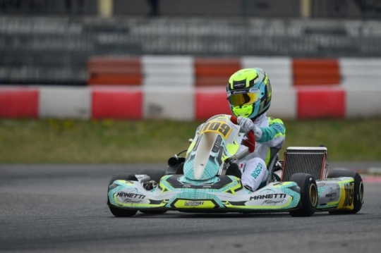 Manetti Motorsport ready for the Italian Championship