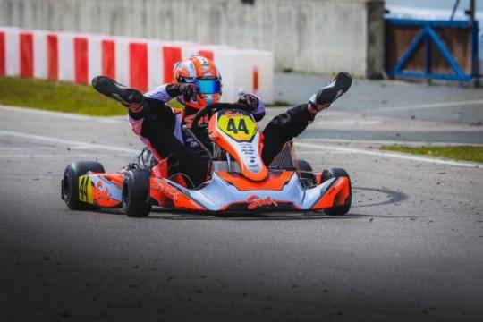 FIA Wackersdorf - Skaras (KZ2), Abbasse (KZ) and De Haan (Academy) enchant in Germany
