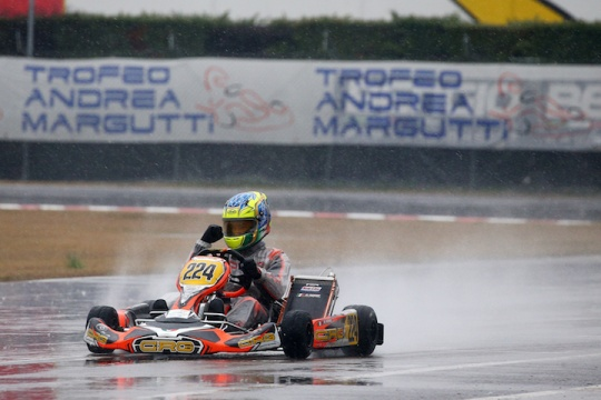 CRG leaving the mark on the Andrea Margutti trophy