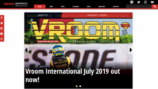Vroom redoes its look, and here's the new website!