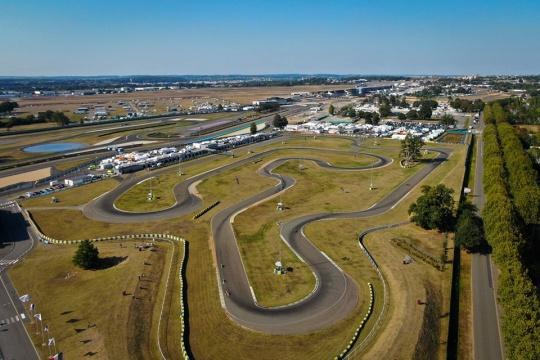 FIA Euro - Le Mans, preview