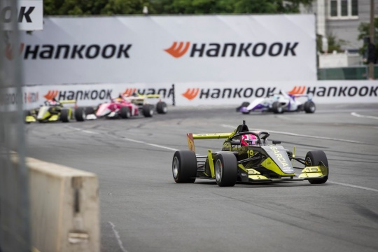 Marta Garcia, from karting to victory in the W Series!