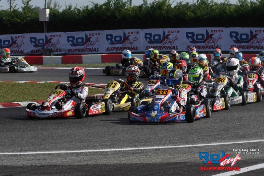 The Rok Cup final moved to Franciacorta