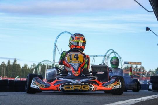 Gabriel Bortoleto returns to the top floors of the World Championship