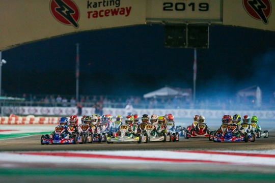 WSK Champions Cup, preview – Show Time!