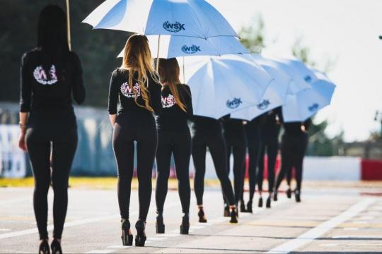 The WSK stops, postpones next three races