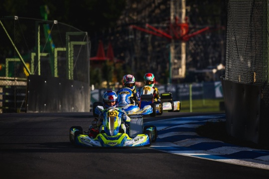 Covid-19 emergency, the team's point of view: Ricky Flynn Motorsport