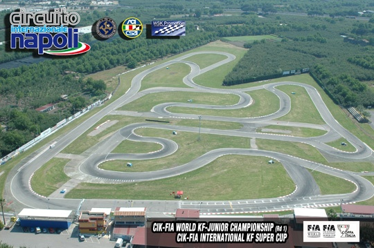 Sarno's KARTING World Events
